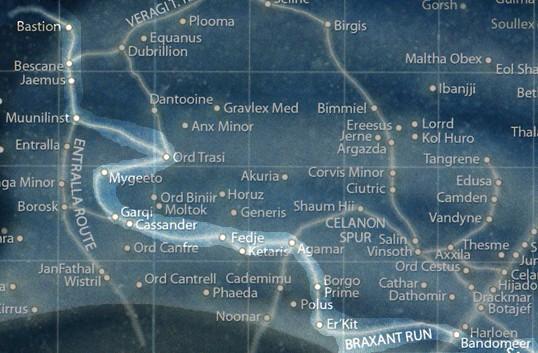 Braxant Run/Legends