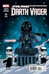 Darth Vader 1 2015 Skottie Young Variant