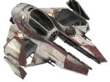 Eta-2 Actis-class light interceptor