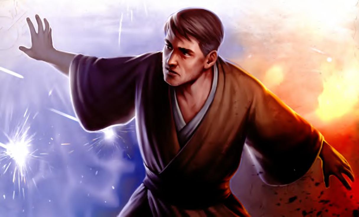 Force barrier/Legends