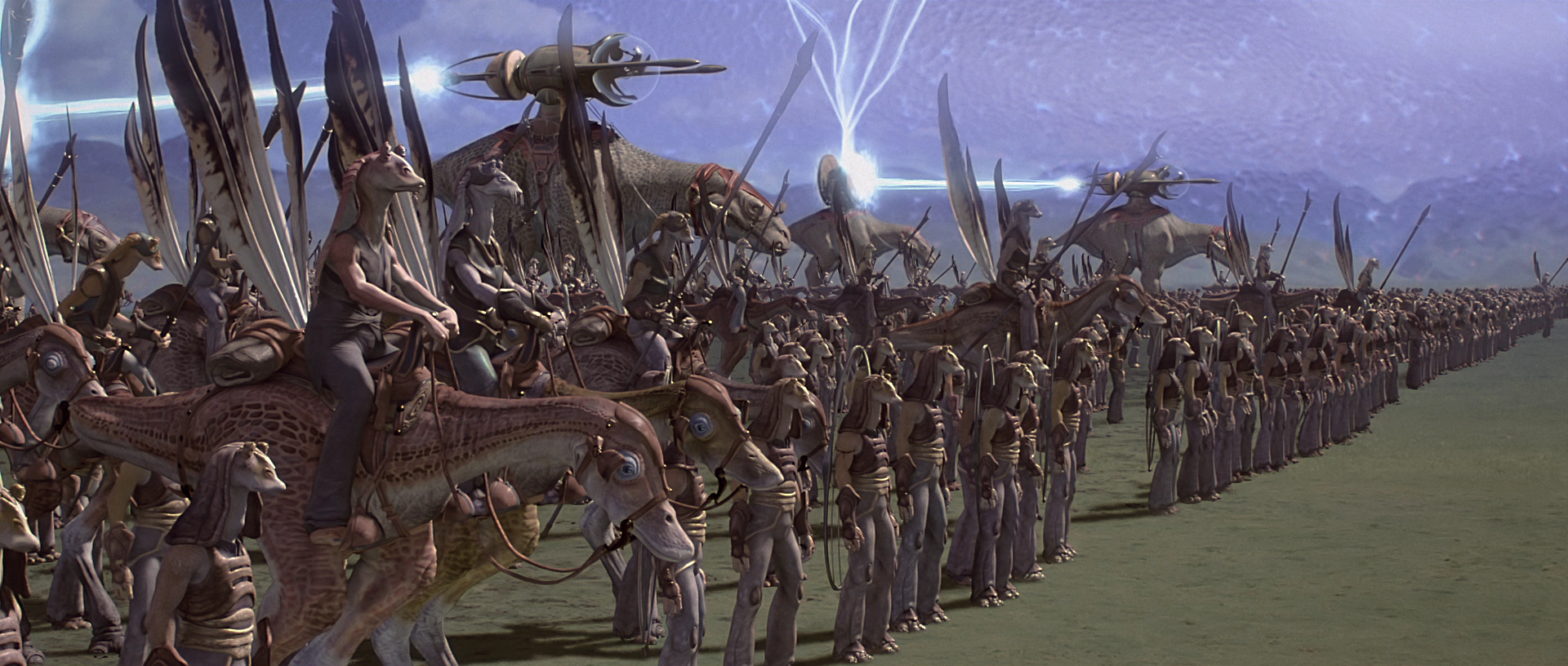 Gungan Grand Army/Legends