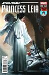 Star Wars Princess Leia Vol 1 2 Mile High Comics Variant