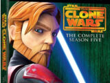 Star Wars: The Clone Wars The Complete Season Five