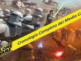 Cronologia degli Episodi di Star Wars The Clone Wars