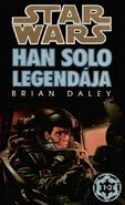 The Han Solo Adventures Hungarian Cover