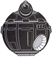 AS-M12-series messenger droid