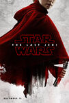 Daisy Ridley Rey The Last Jedi Teaser Poster