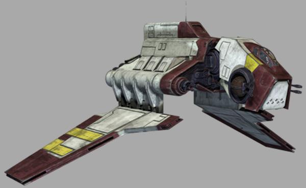 Nu-class Attack Shuttle