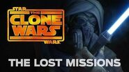 Star Wars The Clone Wars -- The Lost Missions Trailer