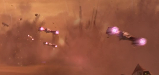 Red Squadron (Galactic Republic)/Canon