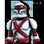 Life Day clone trooper armor
