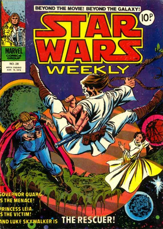 Star Wars Weekly 28
