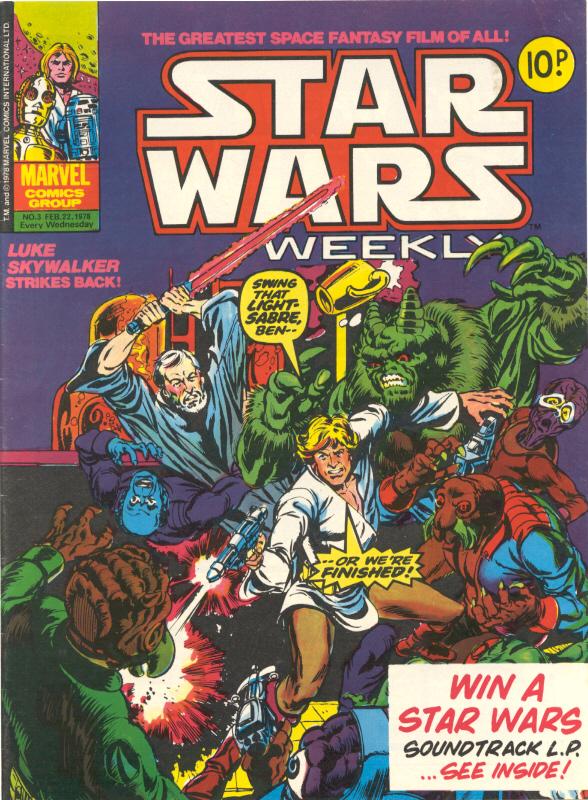 Star Wars Weekly 3