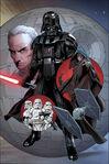 Star Wars Darth Vader Vol 1 1 Greg Land Variant