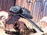 Darth Vader's Nu-class shuttle