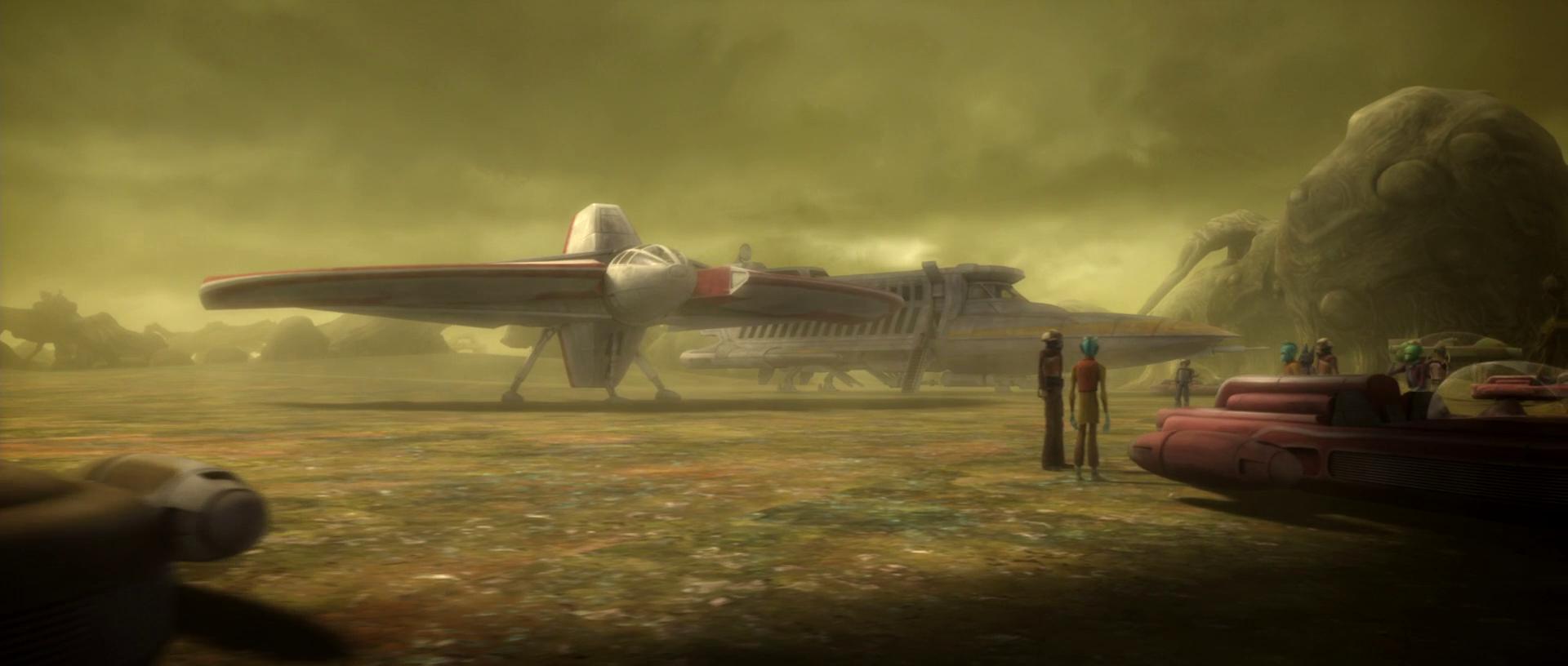 Bilbousa Spaceport