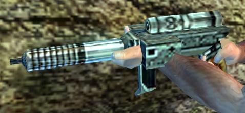 Cinnagar carbine