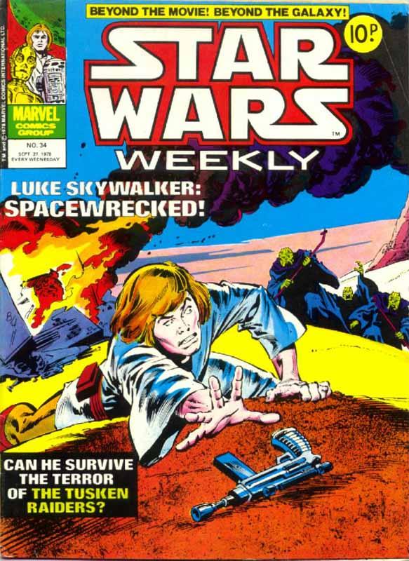 Star Wars Weekly 34