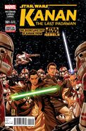 Star Wars Kanan Vol 1 1 2nd Printing Variant