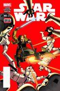 Star Wars Vol 2 3 3rd Printing Variant