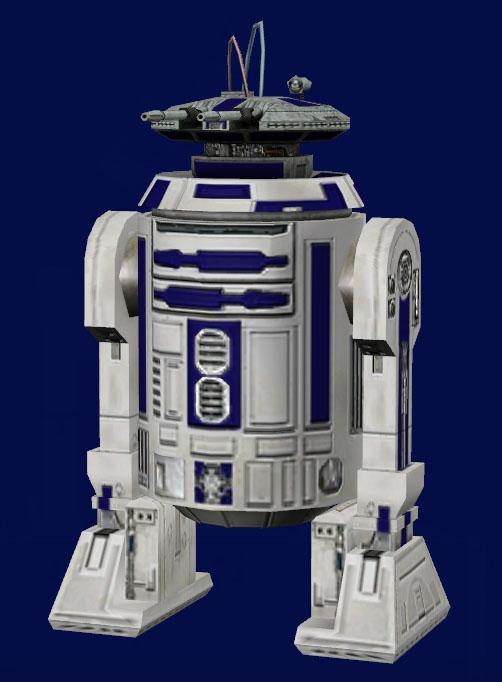 Blastromech droid
