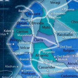 Clacis sector/Legends