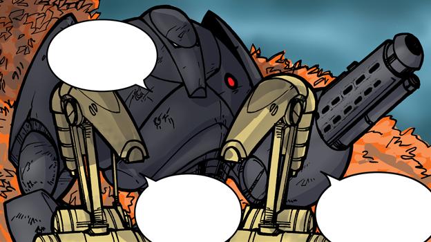 B2-HA series super battle droid (Devaron)