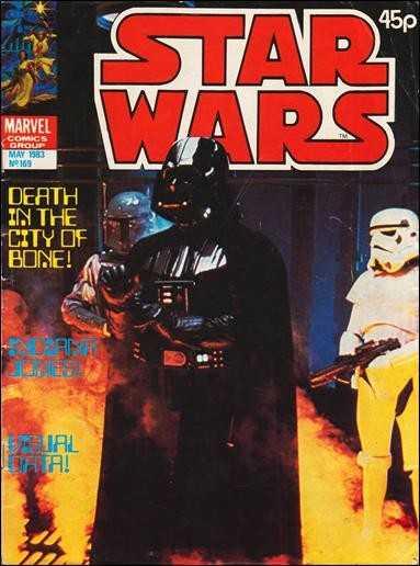 Star Wars Monthly 169