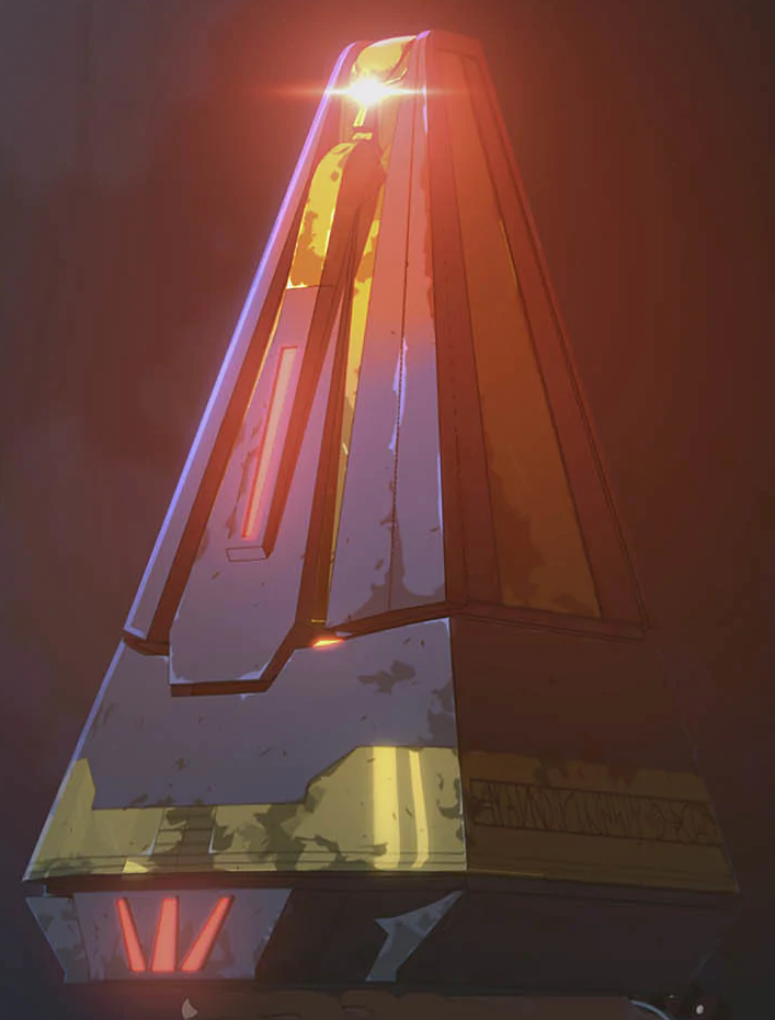 Unidentified Sith relic