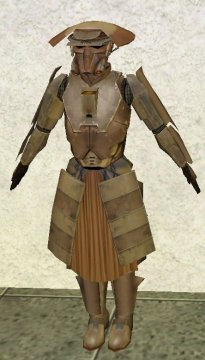 Reinforced Insulated Sheath armor