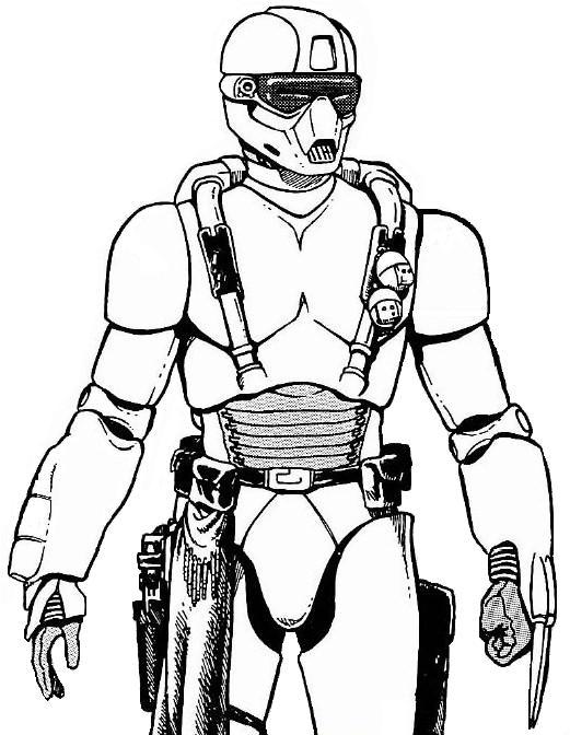 Model 210 personal armor