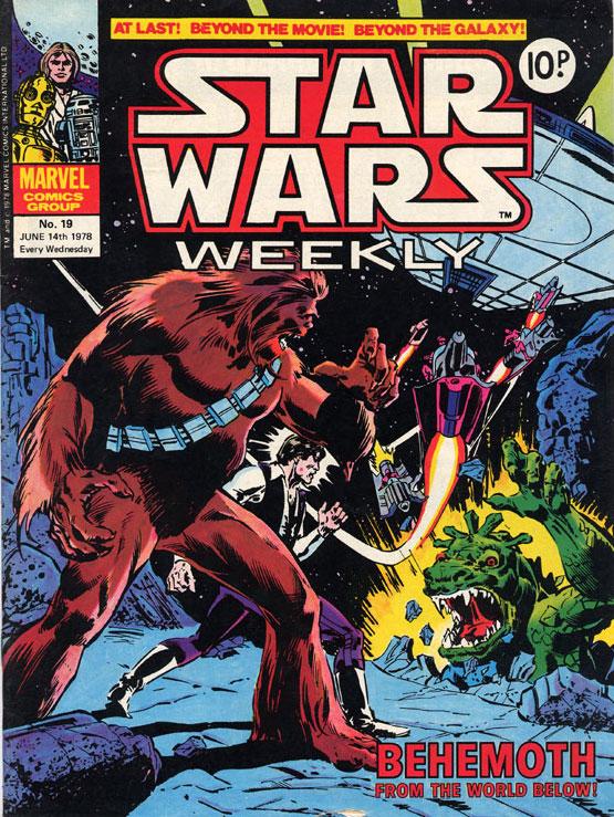 Star Wars Weekly 19