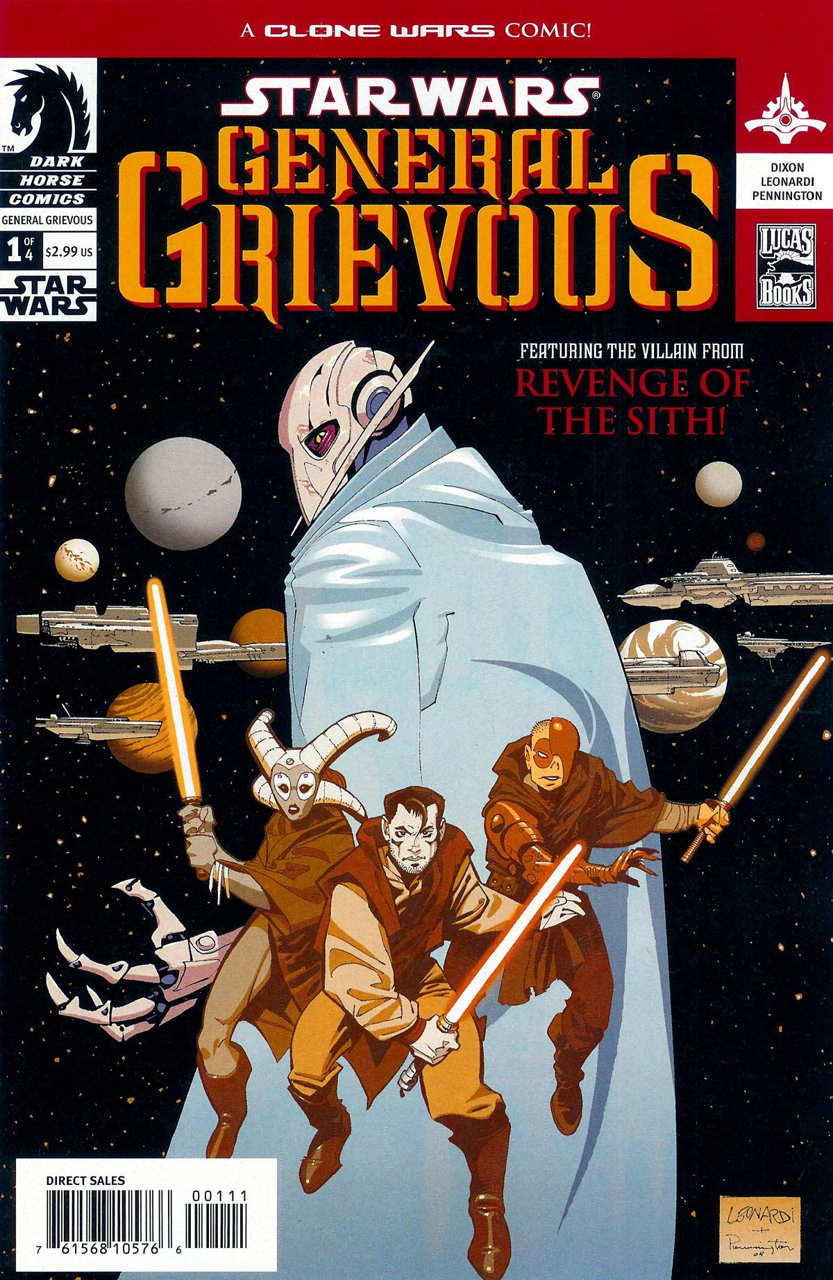 スター・ウォーズ:グリーヴァス将軍