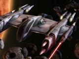 Rogue-class Porax-38 starfighter