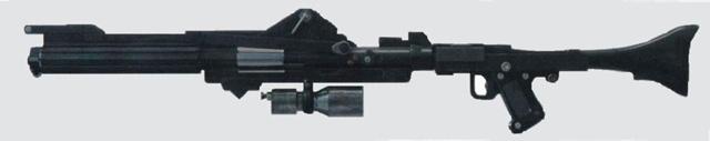 DC-15Aブラスター・ライフル