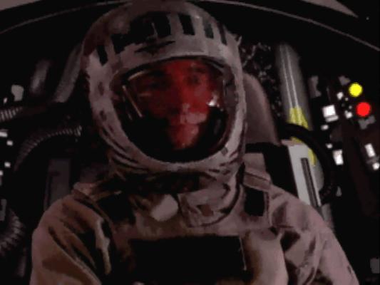 Unidentified B-wing pilot