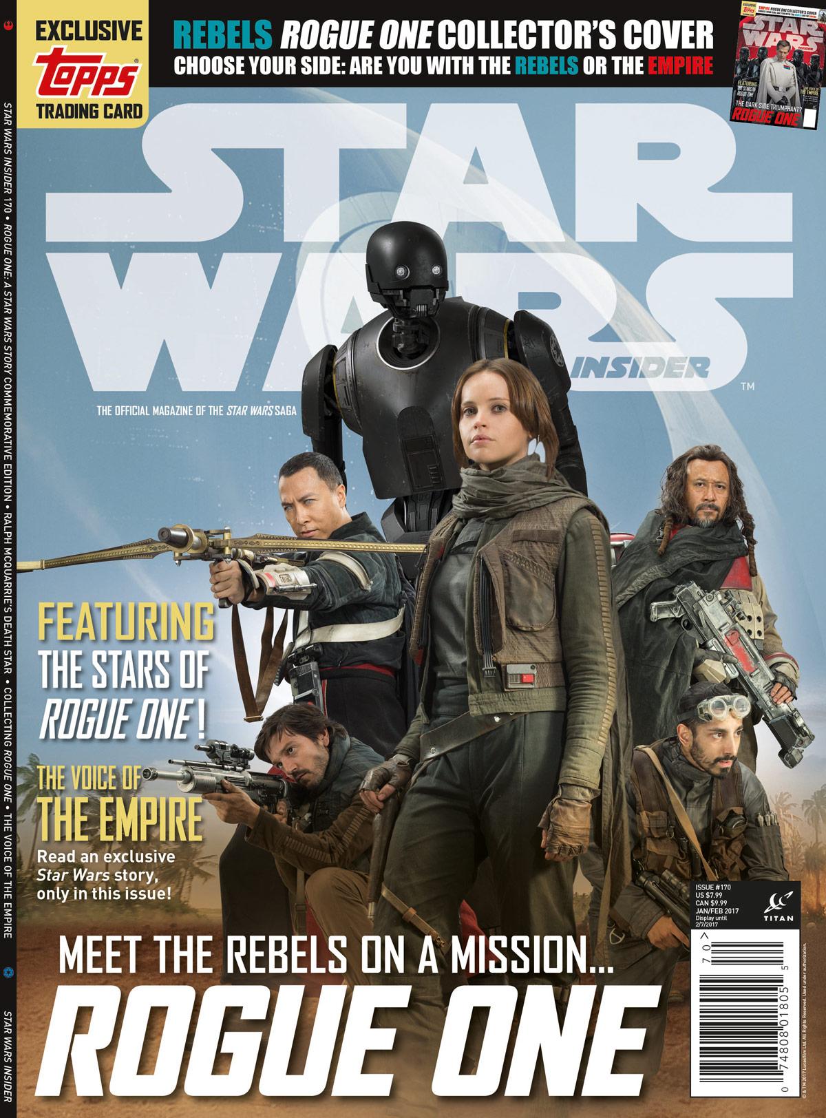 Star Wars Insider 170