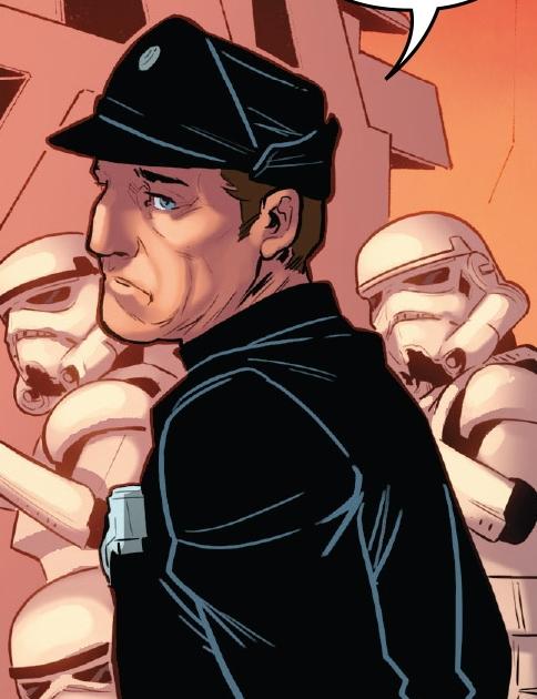 Unidentified Imperial officer (Dendada XVII)