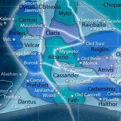 Albarrio sector/Legends