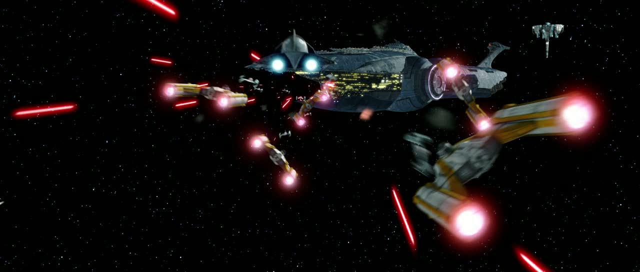 カリーダ星雲の戦い