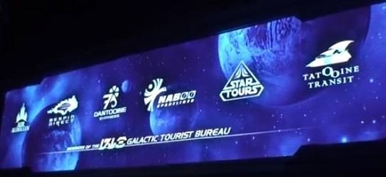 Galactic Tourist Bureau/Legends