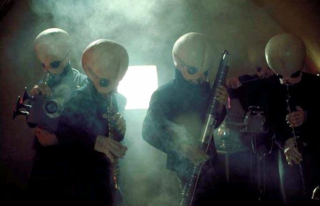 Figrin D'an and the Modal Nodes