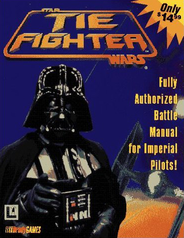 TIE Fighter: Authorized Strategy Guide