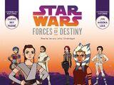 Forces of Destiny: Daring Adventures: Volumes 1 & 2