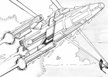 Multi-environment Space Boat