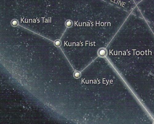 Kuna constellation