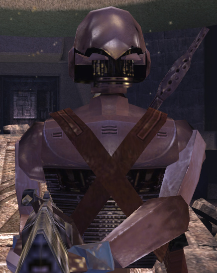 Mark VII experimental prototype assassin droid
