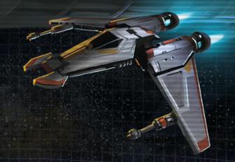 Republic Starfighter (Great Galactic War)