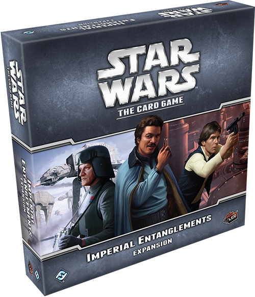 Imperial Entanglements (Star Wars: The Card Game)