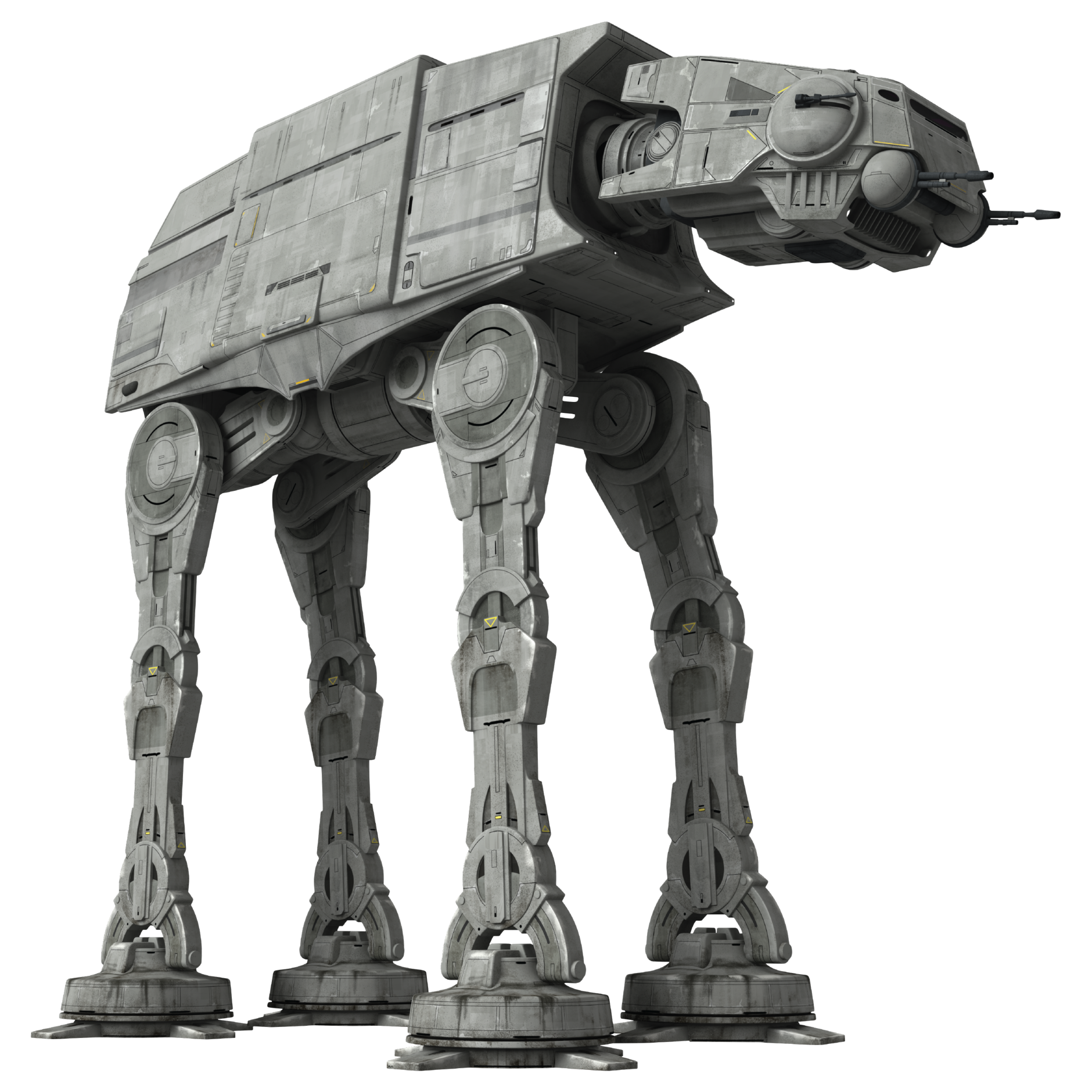 All Terrain Armored Transport (early rebellion against the Empire)